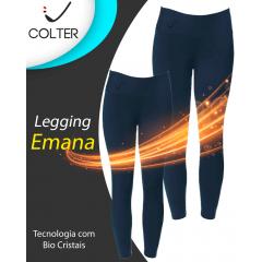 DUAS CALÇAS FUSEAU EMANA (Legging Longa)